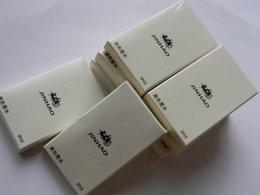 Cartuchos de tinta de la fuente al por mayor en venta-Venta al por mayor-Venta al por mayor 100pcs Jinhao negro pluma de tinta tinta recargas cartucho recarga