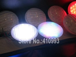 Wholesale W LEDs Pure White led lamps par56 underwater aquarium light led swimming pool astral underwater light