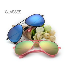 Wholesale 545 summer brand new designer child big full frame polarized sunglasses vogue baby sunglass hot selling