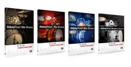 Native Instruments Abbey Road Drumers collection   soft sound