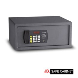 Wholesale JB best price High quality laptop size hotel safe with semi lock for hotel guest room c