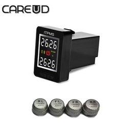 Wholesale Careud tpms U912 min external sensors for nissan tire pressure monitoring system PS BAR diagnostic tool tire pressure careud