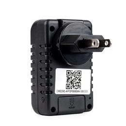 Acheter en ligne Enregistrement vidéo cachée-P2P Wifi Caméra cachée Smart Power Plug Appareil photo Smartphone App Connexion Télécommande Vidéo Enregistrement Plug Appareil photo