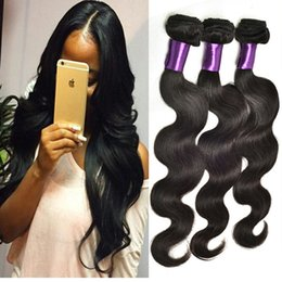 3Bundles Indian Body Wave Wowigs Virgin Hair Unprocessed Indian Body Wave Hair Natural Black Indian Wet and Wavy Human Hair Grade 7a