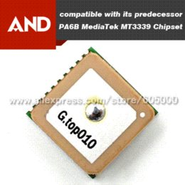Wholesale Gms hpr gps module cheaper than L80 amp PA6H Integrated with Patch Antenna GPS Module LadyBird modul module gsm