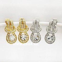 Acheter en ligne Femmes boucles de ceinture gros-Bijoux de mode pour femme Corée du Sud accessoires de style gros Obi boucle de ceinture boucles d-oreilles jabesh forme A16