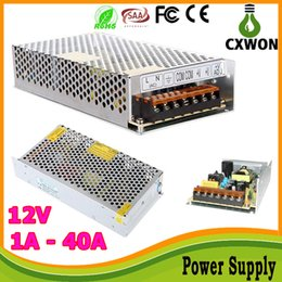 Wholesale Led Transformer V A W A W A W A W A W A W LED Switching Power Supply For Led Strips Modules