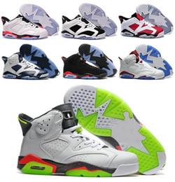 Wholesale Best price Retro VI Basketball Shoes Women Men s Retro J6s VI Real Replicas Man Retro Shoes Hombre Basket Sneakers