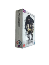 Wholesale Peaky Blinders The Complete Series Disc set UK version Region Hotselling Movies Brand New Factory Sealed DHL shipping