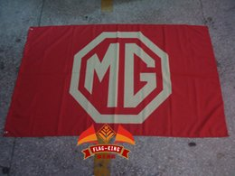MG red Flag,100%polyester 90*150cm,MG red banner,Digital Printing