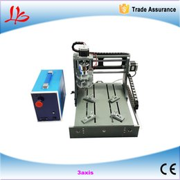 Wholesale Free tax to RU mini cnc router machine parallel port axis mini cnc engraver