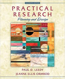 Practical Research 11th Edition (978-0133741322) hot books student's hot seller books 10pcs