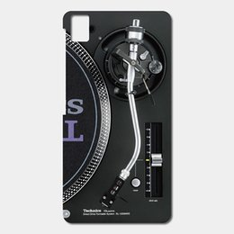 Wholesale High Quality Cell phone case For BQ Aquaris E5 E6 M5 X5 csae Vintage Technics Turntables DJ Patterned Cover Shell Phone Case