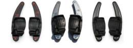 Volante DSG de Volkswagen Paddle Shifter Extensión (Fit: VW Golf MK5 MK6 Jetta GTI R20 SCIROCCO Tiguan) M5535 desde vw jetta palanca de cambios fabricantes