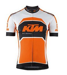 Wholesale Fashion PRO Term Mens Cycling Jerseys Ciclismo Bicycle KTM Cycling Clothing Short Sleeve Ropa Ciclismo Bike Jersey