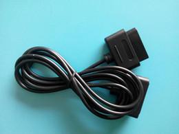 Descuento extensión del controlador Cable de extensión cable para Super Nintendo SNES controlador de bits del sistema