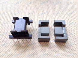 Wholesale EFD25 high frequency transformer bobbin Soft magnetic ferrite core PC40 PTH P