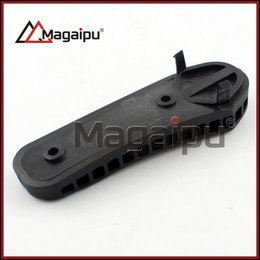 Wholesale Drss MP Marking Version Enhanced Rubber ButtPad quot For ACS ACS L STR UBR Stocks With Retail Box Black