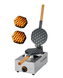 free shipping~gas type egg puffs Egg waffle maker