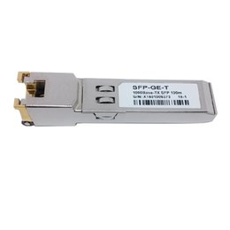 10 100 1000base-T copper SFP transceiver SFP-GE-T for HUAWEI compatible RJ45 connector 100m hot-pluggable bi-directional data link