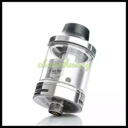 Wholesale Coil Art Mage RTA Atomizer New coilart vaporizer ml shortest top fill mm Rebuildable tanks with Replacement Glass Tube for vape mod