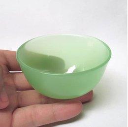 Wholesale Genuine natural jade jade Malay Afghanistan white jade jade bowl jade cup tea set tableware limited special offer