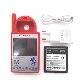 Wholesale CN900 Mini Smart Transponder Key Programmer Mini CN900 Auto Key Transponder Copier Duplicator With Bluetooth Support Update Online