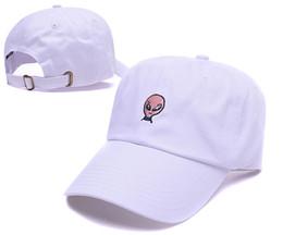Wholesale Upsoar hat I Feel Like Pablo Red Hat Authentic bear Dad Baseball Cap Kanye West TLOP drake cap casquette