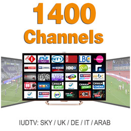 Wholesale Popular Streaming IPTV Account Apk Europe IPTV Arabic Iptv include Sky IT TR UK DE Channels Support Android Enigma2 Mag