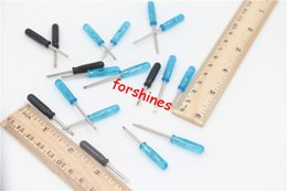 mini cross phillips screwdriver Slotted straight blue black watch RDA phone electronic cigarette repair tool slotted screw driver hand tool