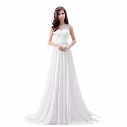 Wholesale Cheap Elegant Long Evening Dresses Aonita Best selling Solid Color Shoulder Beaded Prom Dresses Hot Evening Bridesmaid Long Dress