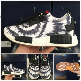 Wholesale 2016 New NMD Nicekicks consortium series White spiders lady Running Shoes Fashion Sports Running Sneakers for Women