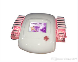 Portable Lipo Laser Slimming Device New Lipo Laser System Mini Lipo Laser