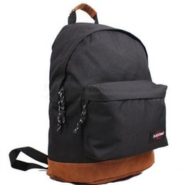 Wholesale Hot backpack Leather bottom packsack Eastpack G20 L daypack Good pack bag D Nylon rucksack Eastpak day pack