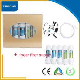 Wholesale PHEPUS Stylish design household UF water filter countertop water purifier withUF membrane with CE RoHS SASO certificates
