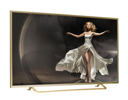 Wholesale Brand new inch Ultra thin full HD LED Television With Android system