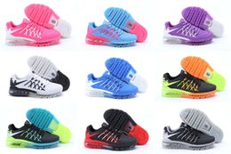Wholesale 11Color Drop Shipping Cheap Famous Air KPU Womens Men s Running Shoes Max Sneaker Trainers size