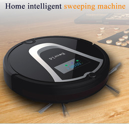 Wholesale Eworld M884 Robotic Floor Cleaner Automatic Vacuum Robot Floor Cleaner for Hardwood Flooring and Hard Carpets