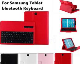 Wholesale Clavier sans fil Bluetooth Etui pour Samsung Galaxy Tab P3100 P3110 Tablet PC