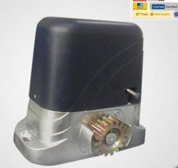 Wholesale AC W Motor Automatic Gate Opener auto sliding Door Operators KG V Metal shell waterproof