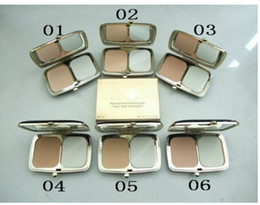 Hot brand NEW SKIN FOREVER TWO WAY POWDER (6pcs lot)