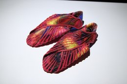 Wholesale Top quality women and mens brand furoshiki ultra light unisex outdoor wrapped around shoes outlet