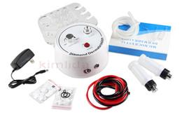 Wholesale VS Dermabrasion Machine In With Sprayer Vacuum For Head Spot Removal Microdermabrasion Facial Machine Diamond Skin Peeling CE