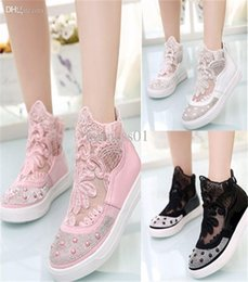 Wholesale brand of children s shoes girls shoes Nice new Korean version of Hi tide outgoing girls summer shoes