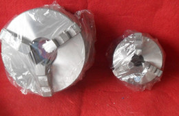 """4"""" lathe accessories 3 jaw chuck k11 100 the lathe chuck for drill 100 mm machine accessories for diy metal lathe"""