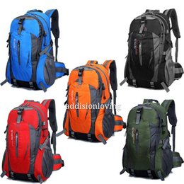 Wholesale 2016 News Addisionloving Waterproof Durable Sports Outdoor Women Men Hiking Athletic Sport Travel Backpack Climbing Bags High Quality