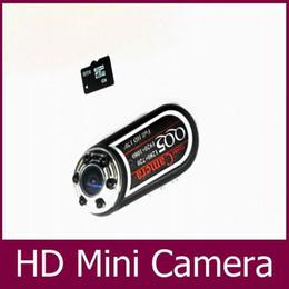 Pc hd à vendre-170 Grand angle de détection de mouvement Mini sortie webcam Support TV Caméra PC Caméra QQ5 Full HD 1080P 720P vision nocturne infrarouge Mini DV