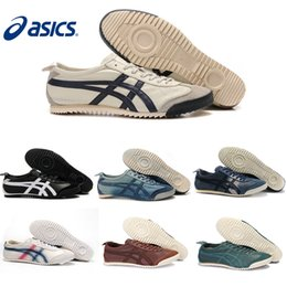 Wholesale Asics Running Shoes Onitsuka Tiger Shoes Men Women Original New Cheap Jogging Lightweight shoes Sports Shoes Size