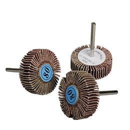 Wholesale 3pcs mm Sandpaper Grinding Wheel Dremel Accessories Rotary Tools