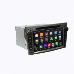 Consola gris en Línea-Capacitiva de 7 pulgadas multi-pantalla táctil Android 5.1 del coche reproductor de DVD para Opel VECTRA ZAFIRA ANTARA puede transportar 16 GB ROM GPS WIFI 3G